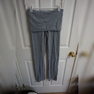 Lulu lemon Grey Sweat Pant Yoga